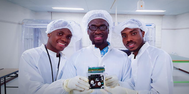 Dr. Julian Bennett to send a piece of Ghana into space: CubeSat