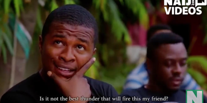 Samuel Ajibola 'Spiff' Releases Episode 2 of Comedy Skit 'Dele Issues'