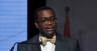 World Food Prize goes to African Development Bank president Akinwumi Adesina