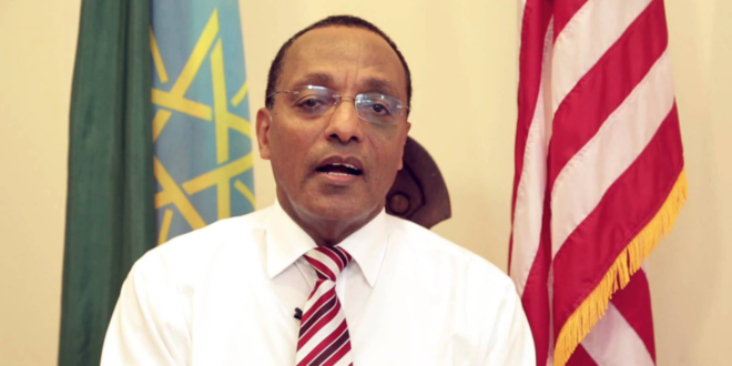 Ambassador Girma Birru of Ethiopia focus of the Washington Diplomat Ambassador Insider Series