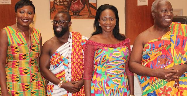 Cocktail Reception in honor of Dr. Barfuor Adjei-Barwuah;Ghana Ambassador to U.S.