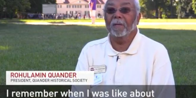 How oldest documented African American slave Egya Amkwandoh helped American Revolution