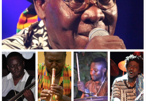 Ghanaian Jazz enthusiasts collaborate on musical eulogy in honor of Highlife legend Paapa Yankson