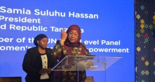 Women Empowerment Will Be Africa's Second Liberation