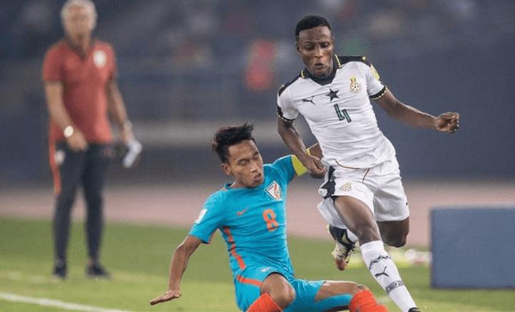 Team Ghana crazy for Kumkum Bhagya at FIFA U-17 World Cup in
