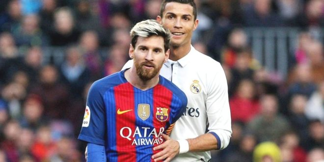 5 ways to compare Messi and Ronaldo — the two best footballers in the world
