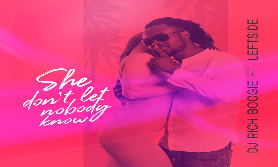 Germany-Based Ghanaian musician DJ Rich Boogie release 2017