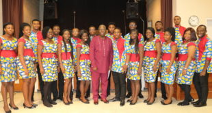 Tema Youth Choir