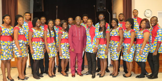 Tema Youth Choir Dazzles in 2017 Tour of the US
