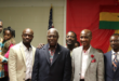 Ambassador Adjei-Barwuah attends Harford County Maryland town hall