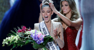Miss South Africa crowned Miss Universe on Las Vegas Strip