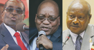 The challenge of succession in African politics
