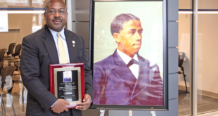 Howard University Provost Anthony Wutoh 7th recipient of Bouchet Award
