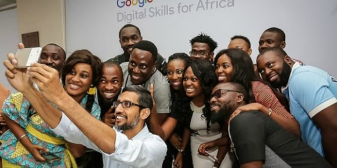 New Google Mentorship And Launchpad Space For African Startups