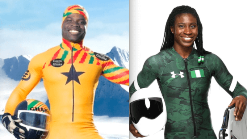 akwasi frimpong competes as africa 39 s first male skeleton athlete at 2018 winter olympics. Black Bedroom Furniture Sets. Home Design Ideas