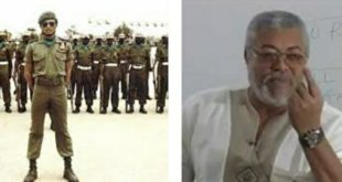 The Jerry Rawlings 31st December Revolution, did it birth Ghana's Fourth Republic?