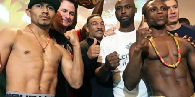 Boxing: Cesar Juarez, Isaac Dogboe Ready For War in Ghana