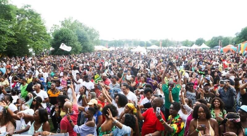 Grace Jamaican Jerk Festival