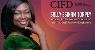 Meet Sally Esinam Torpey, CEO & Creative Director at Sallet Fashion House of Ghana