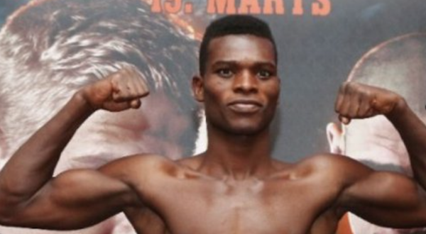 Richard Commey wants to obliterate Yardley Cruz enroute to IBF world title shot
