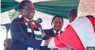 Zimbabwe election: Mnangagwa vows 'brighter tomorrow'