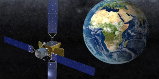 Connecting the remote corners of Africa with satellite