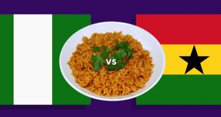 Difference Between Nigerian And Ghanaian Jollof Rice Explained