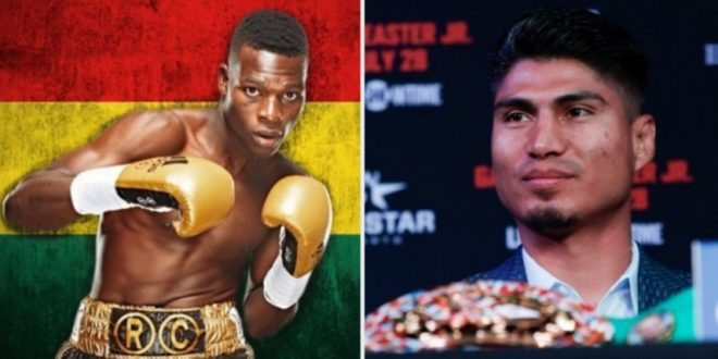 Mikey Garcia Gives Up IBF; IBF To Order Commey-Chaniev