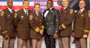 Bishop Adonteng Boateng's 'Faithful Servants Awards' honors US Police