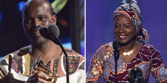 Meet the African acts nominated for the 2019 Grammy Awards