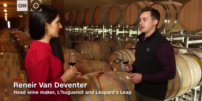 South Africa's wine growers see new demand from China
