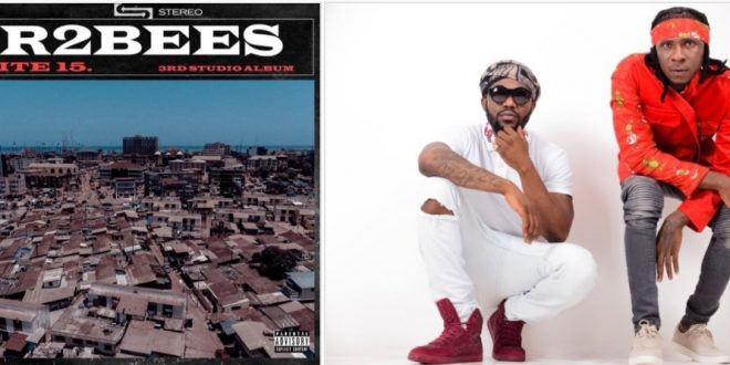 Prolific Ghanaian music duo R2Bees set to release their third studio album