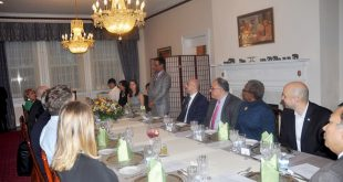 Sri Lanka Embassy in US hosts Embassy Chef Challenge media-preview dinner