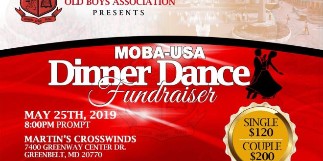MOBA-USA targeting $100k at 3rd annual fundraiser for Mfantsipim school