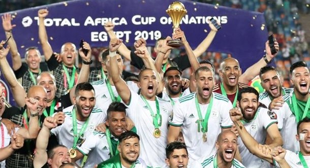 Algeria win 2019 Africa Cup of Nations with freak early goal