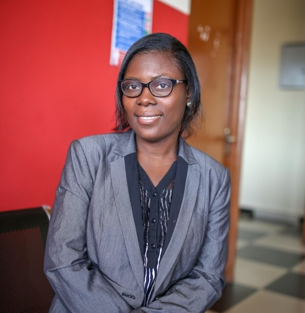 Caak-A Consultancy Founder Cynthia Awumee