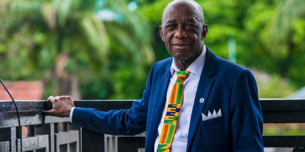 Fiber optics expert Dr Thomas Mensah to receive 2019 GUBA Black Star award