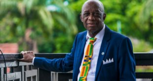 Fiber optics expert Dr Thomas Mensah to receive 2019 GUBA Black Star award