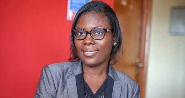 Caak-A Consultancy CEO Cynthia Awumee becomes the change she seeks