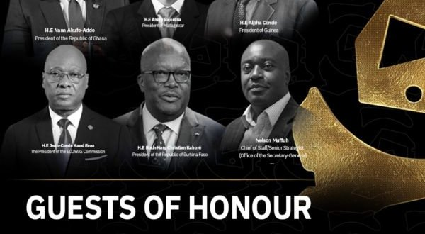 Five African Presidents To Grace The GUBA USA Awards 2019 In New York