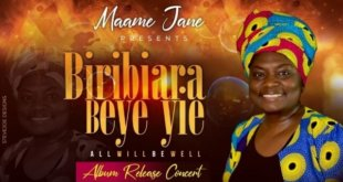 Maame Jane To Release Another Album in New York City