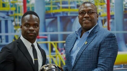 Ghana National Gas Company partners with Olympian Akwasi Frimpong