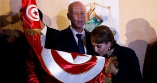 Tunisians elect a law professor as new president