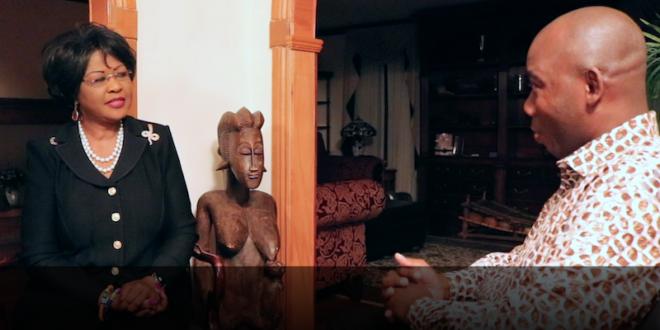 Ambassador Arikana Chihombori Quao, the Activist with the voice of an African lion