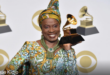 #GRAMMYAwards2020 : Angelique Kidjo wins Best World Music; Nigerian Burna Boy misses out