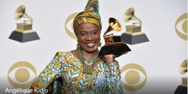 #GRAMMYAwards2020 : Angelique Kidjo wins Best World Music; Nigerian Burna Boy misses out