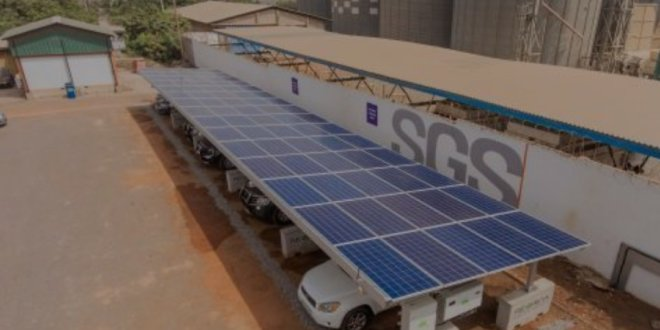 REDAVIA Launches Solar Carport Product at SGS