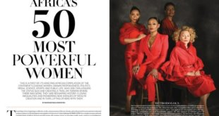 Meet Africa's 50 Most Powerful Women of 2020 according to Forbes