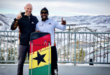 Olympian Akwasi Frimpong wins first Skeleton race for Ghana and Africa