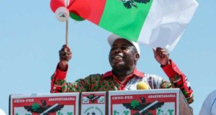 Ex-Olympic committee head elected Burundi President